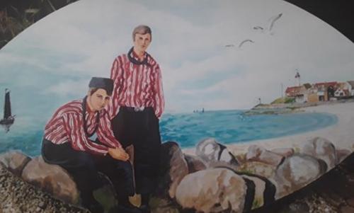 Muurschildering Maximasnack2